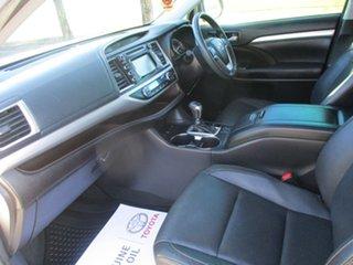 2016 Toyota Kluger GSU55R GXL (4x4) Crystal Pearl 6 Speed Automatic Wagon