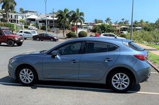 2014 Mazda 3 MY14 Maxx Blue 6 Speed Manual Hatchback