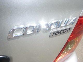 2006 Toyota Corolla ZZE122R 5Y Ascent Silver 5 Speed Manual Sedan
