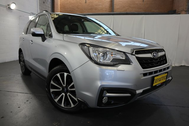 Used Subaru Forester S4 MY16 2.5i-S CVT AWD Castle Hill, 2016 Subaru Forester S4 MY16 2.5i-S CVT AWD Silver 6 Speed Constant Variable Wagon