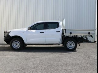 2021 Nissan Navara D23 MY21 SL Solid White 7 Speed Automatic CRCCC.