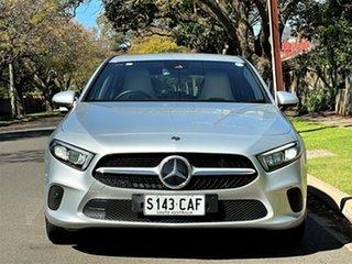 2019 Mercedes-Benz A-Class W177 A250 DCT Silver 7 Speed Sports Automatic Dual Clutch Hatchback.