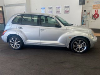2004 Chrysler PT Cruiser PG MY2004 Classic Silver 4 Speed Automatic Wagon.