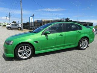 2009 Holden Commodore VE MY10 SV6 Green 6 Speed Automatic Sedan