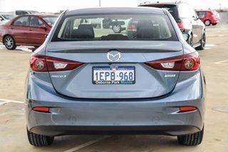 2013 Mazda 3 BM5238 SP25 SKYACTIV-Drive Blue 6 Speed Sports Automatic Sedan