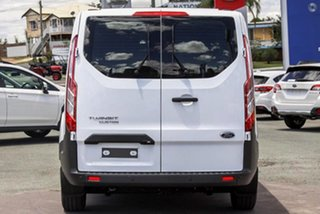2021 Ford Transit Custom VN 2021.25MY 340L (Low Roof) White 6 Speed Automatic Van.