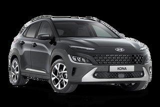 2020 Hyundai Kona OS.V4 Highlander Dark Knight 8 Speed Automatic SUV
