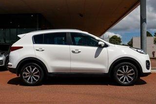 2018 Kia Sportage QL MY18 Si 2WD Premium White 6 Speed Sports Automatic Wagon.
