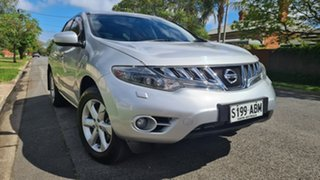 2009 Nissan Murano Z51 ST Silver Continuous Variable Wagon.