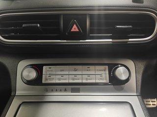 2019 Hyundai Kona OS.3 MY19 electric Elite Lake Silver 1 Speed Reduction Gear Wagon
