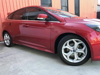2013 Ford Focus LW MkII Sport Red 5 Speed Manual Hatchback