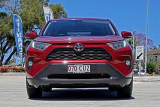 2019 Toyota RAV4 Mxaa52R GX 2WD Atomic Rush 10 Speed Constant Variable Wagon.