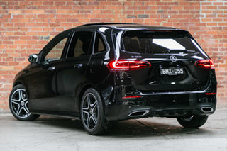 2021 Mercedes-Benz B-Class W247 801+051MY B180 DCT Cosmos Black 7 Speed Sports Automatic Dual Clutch.