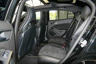 2017 Mercedes-Benz GLA-Class X156 808MY GLA45 AMG SPEEDSHIFT DCT 4MATIC Black 7 Speed
