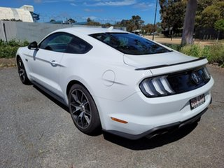 2020 Ford Mustang FN 2020MY High Performance White 6 Speed Manual Fastback