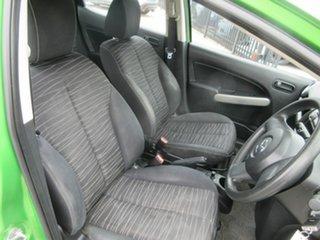 2007 Mazda 2 DE Neo Green 4 Speed Automatic Hatchback