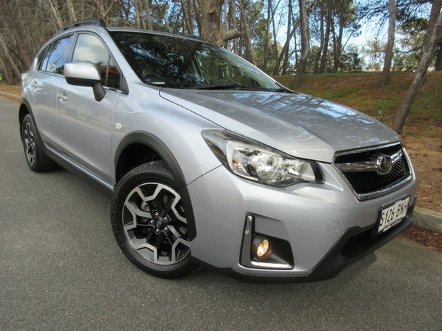 Used Subaru XV G4X MY16 2.0i-L Lineartronic AWD Reynella, 2016 Subaru XV G4X MY16 2.0i-L Lineartronic AWD Silver 6 Speed Constant Variable Wagon