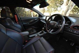 2018 Hyundai i30 PD.3 MY19 N Line D-CT Blue 7 Speed Sports Automatic Dual Clutch Hatchback