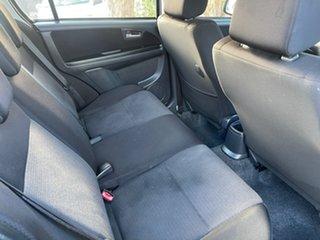 2008 Suzuki SX4 GYC Silver 4 Speed Automatic Sedan
