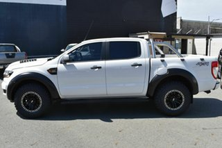 2015 Ford Ranger PX MkII XLS 3.2 (4x4) White 6 Speed Manual Double Cab Pick Up