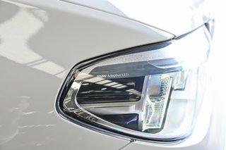 2018 BMW X4 G02 xDrive30i Coupe Steptronic M Sport White 8 Speed Sports Automatic Wagon.