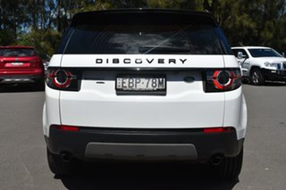 2018 Land Rover Discovery Sport L550 19MY HSE Fuji White 9 Speed Sports Automatic Wagon