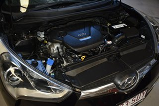 2012 Hyundai Veloster FS Black 6 Speed Auto Dual Clutch Coupe
