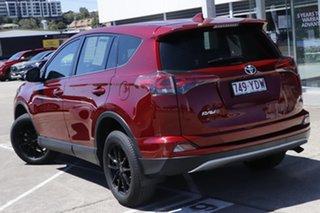 2018 Toyota RAV4 ZSA42R GX 2WD Atomic Rush 7 Speed Constant Variable Wagon