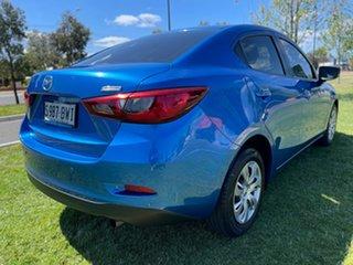 2018 Mazda 2 DL2SAA Neo SKYACTIV-Drive Blue 6 Speed Sports Automatic Sedan