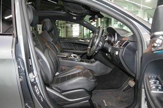 2017 Mercedes-Benz GLE-Class C292 MY808 GLE63 AMG Coupe SPEEDSHIF Grey 7 Speed Auto Sportshift Wagon.