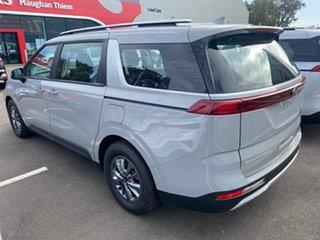 2021 Kia Carnival KA4 MY21 S Ceramic Silver 8 Speed Sports Automatic Wagon