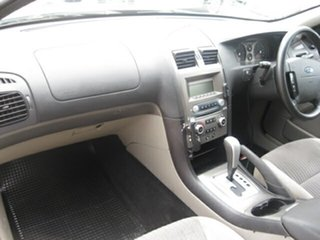 2010 Ford Falcon BF Mk III XT Black 4 Speed Sports Automatic Wagon