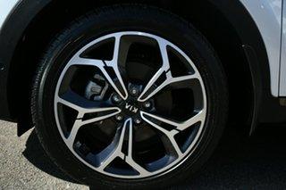 2019 Kia Sportage QL MY19 GT-Line (AWD) White 8 Speed Automatic Wagon.