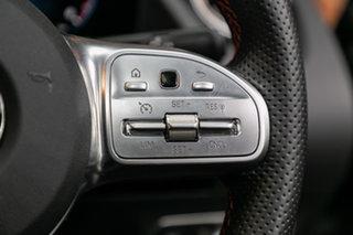 2021 Mercedes-Benz B-Class W247 801+051MY B180 DCT Cosmos Black 7 Speed Sports Automatic Dual Clutch