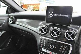 2018 Mercedes-Benz GLA180 X156 MY19 Night Edition Black 7 Speed Auto Dual Clutch Wagon