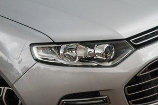 2014 Ford Territory SZ Titanium Seq Sport Shift AWD Silver 6 Speed Sports Automatic Wagon