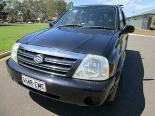 2003 Suzuki Grand Vitara Sports (4x4) Black 4 Speed Automatic Wagon