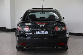 2005 Mazda 6 GG1031 MY04 Luxury Sports Black 4 Speed Sports Automatic Hatchback