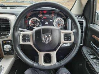 2019 Ram 1500 Laramie Crew Cab SWB RamBox White 8 Speed Automatic Utility