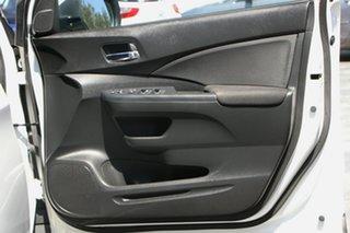 2015 Honda CR-V RM Series II MY16 VTi White 6 Speed Manual Wagon