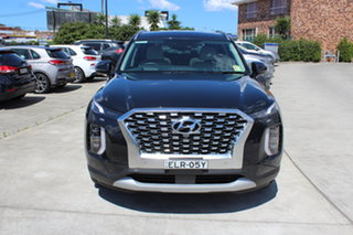 2020 Hyundai Palisade LX2.V1 MY21 Highlander AWD Moonlight Cloud 8 Speed Sports Automatic Wagon.