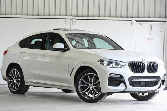 Used BMW X4 G02 xDrive30i Coupe Steptronic M Sport Laverton North, 2018 BMW X4 G02 xDrive30i Coupe Steptronic M Sport White 8 Speed Sports Automatic Wagon