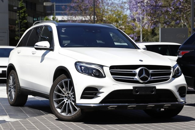 Used Mercedes-Benz GLC-Class C253 808MY GLC350 d Coupe 9G-Tronic 4MATIC Newstead, 2017 Mercedes-Benz GLC-Class C253 808MY GLC350 d Coupe 9G-Tronic 4MATIC 9 Speed Sports Automatic