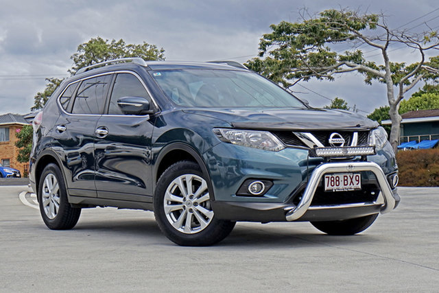 Used Nissan X-Trail T32 ST-L X-tronic 2WD Chandler, 2016 Nissan X-Trail T32 ST-L X-tronic 2WD Blue 7 Speed Constant Variable Wagon