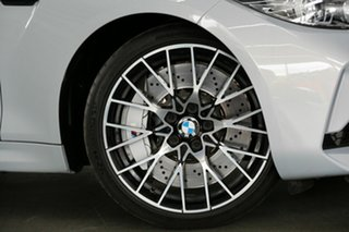 2020 BMW M2 F87 LCI Competition M-DCT Silver 7 Speed Sports Automatic Dual Clutch Coupe.