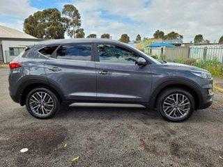 2020 Hyundai Tucson TL3 MY20 Elite D-CT AWD Grey 7 Speed Sports Automatic Dual Clutch Wagon.