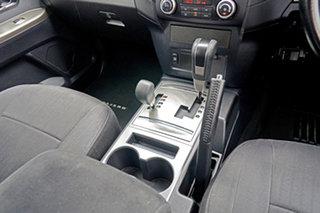 2012 Mitsubishi Pajero NW MY12 GLX Brown 5 Speed Sports Automatic Wagon