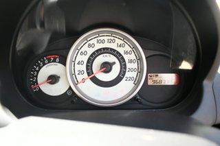 2010 Mazda 2 DE Neo Silver 4 Speed Automatic Hatchback