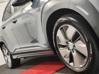 2019 Hyundai Kona OS.3 MY19 electric Elite Lake Silver 1 Speed Reduction Gear Wagon.