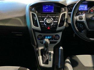2013 Ford Focus LW MkII Sport PwrShift Black 6 Speed Sports Automatic Dual Clutch Hatchback